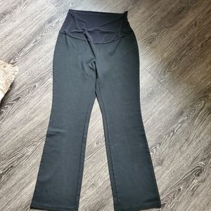 Pants - Black Maternity Pants
